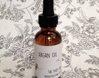 Pure Natural Argan Oil 1 oz - Bath and Beauty Product