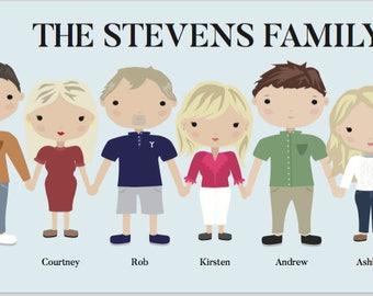 Digital Family Portraits