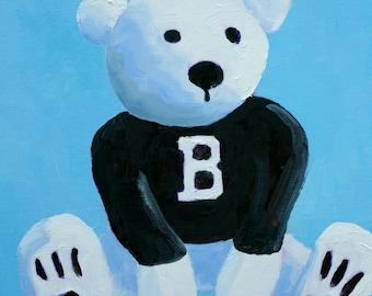 Bowdoin Polar Bear - Fine Art Print