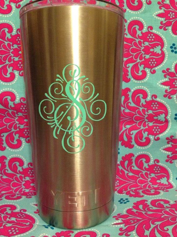 Yeti cup decals yeti tumbler tumbler stickers yeti decals