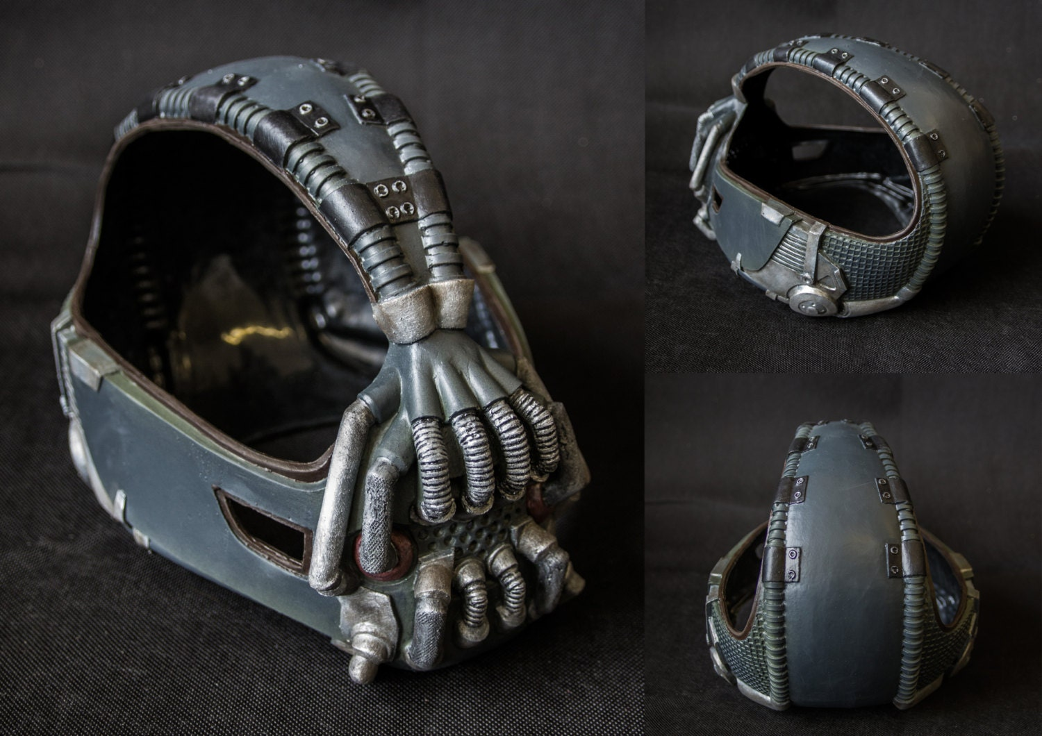 ?zoom : bane costume accessories  - Germanpascual.Com