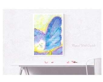 Art, illustration, Painting ◁ ▷ buddhangel ◁ ▷ Art, Love and Light, Message.