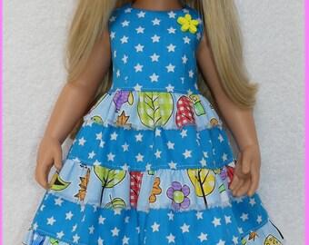 Dress for Hannah Gotz 50 cm