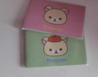 Kawaii/ Cute Mini Rilakkuma notebooks