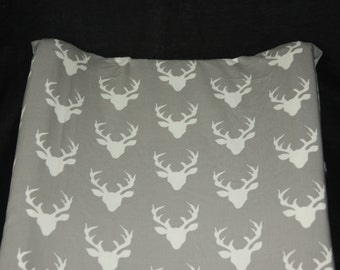 Standard Changing Pad Cover / IKEA Vadra Change Pad - Buck Forest Mist