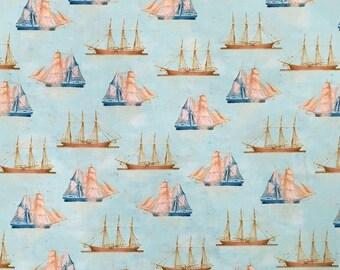 "Windham of fabrics ""Tall Ships"""