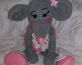 Mimi the mouse crochet