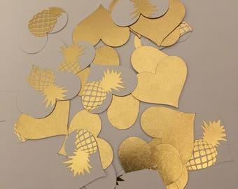 Heart Shaped Confetti (Any Color!!)
