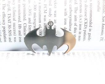 Bat Charms Antique silver  tone bat Charm Pendants