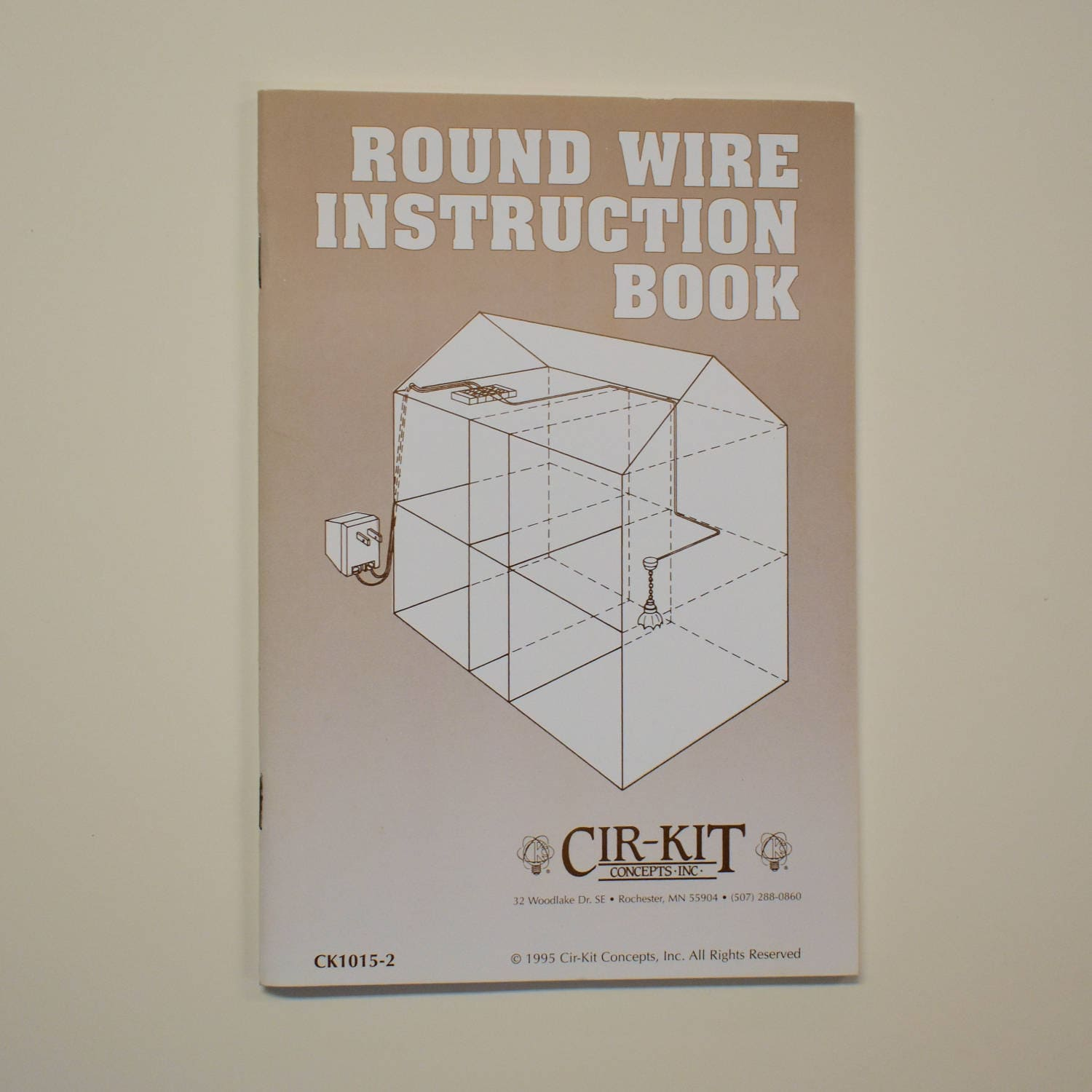 round wire instruction book, Cirkit Concepts, for installation of ...
