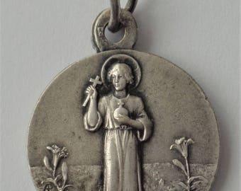 Rare Vintage medal Child Jesus