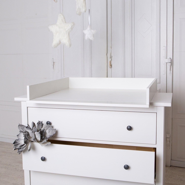 Changing Table Top Cot Top For Ikea Tyssedal Birkeland # Muebles Birkeland Ikea
