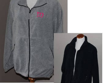Fleece Jacket with String of Lights--- ONLY 2 Left! 7OTay