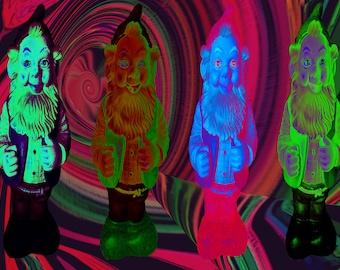 Tip Trippin' digital art print from Violet Tantrum