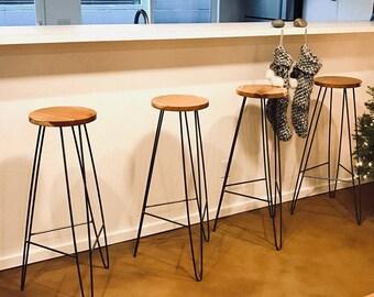 bar stool etsy
