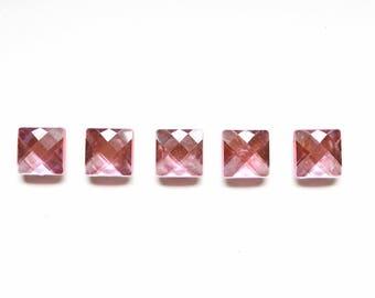 Magnets - Pale Pink Jewel Magnets variety pack, Fridge Magnets, Unique Magnets