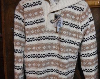 Vintage Tundra Sweater