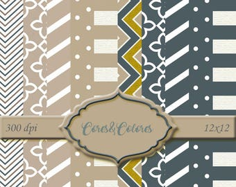 Formal Papers - 10 High resolution digital papers and Pngs 12 x 12 / 300dpi New Collection
