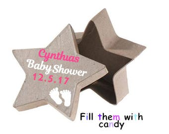 Baby shower personalized favors, baby shower, its a boy, its a girl, bebe