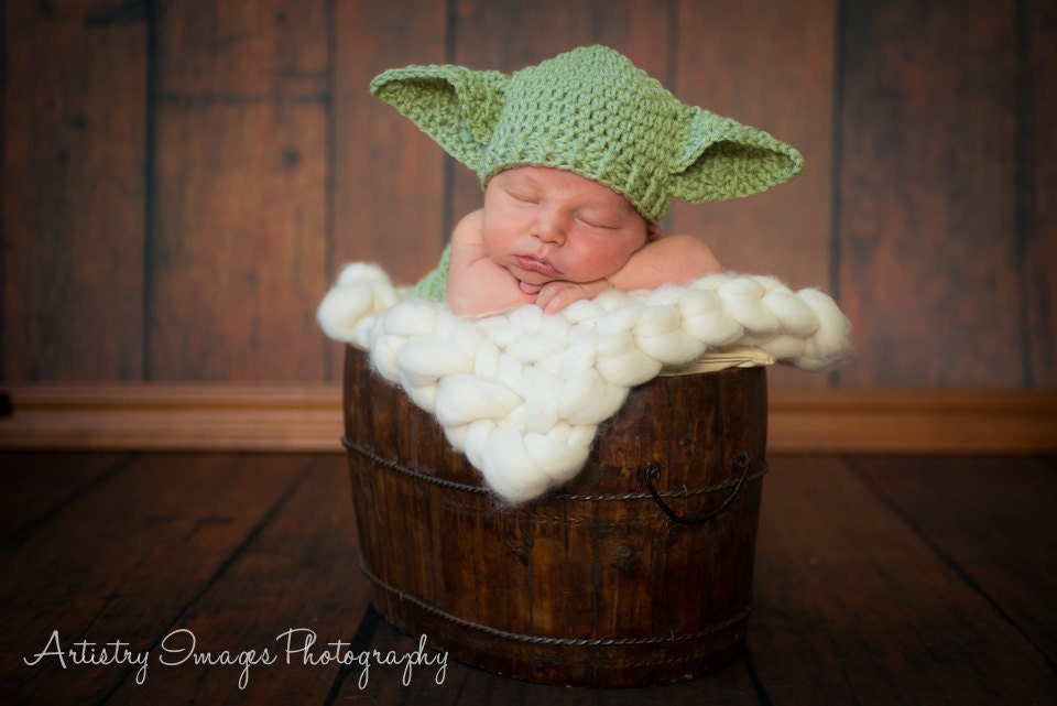 How To Make A Baby Yoda Hat Ark