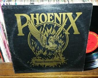 Phoenix Henrit Rodford Verity Vintage Vinyl Record