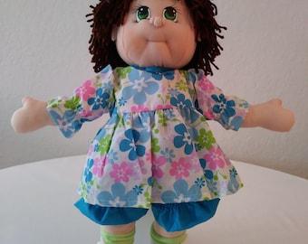 Handmade girl doll various color