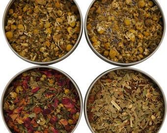 Heavenly Tea Leaves Wellness Sampler, 4 Count