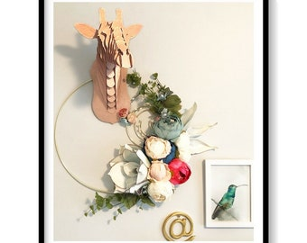 Custom Made-to-Order Wall Wreaths