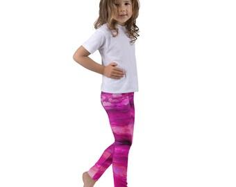 """Kid's leggings """"Love Pink"""""""