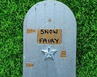 Fairy door - Snow Fairy