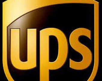 UPS 2 Express 2-3 Day Service Postage Shortage