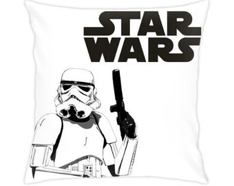 Star wars pillow cover Death Troopers Darth Vader