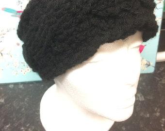 Ribbed Ear Warmer/Headband