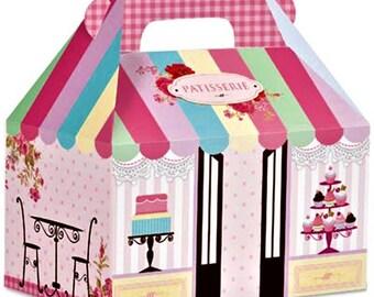 Cupcake Candy Box x 24 units
