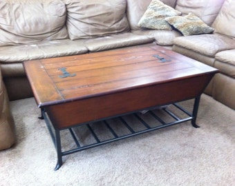 Gothic coffee table Etsy