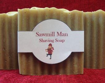 SawMill Man Gluten Free