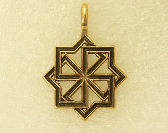 Amulet Pendant Molvinets Cut-Through