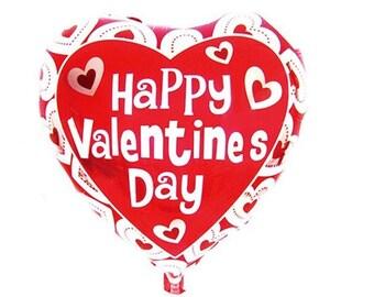 18-inch Valentine's Day Heart Balloon