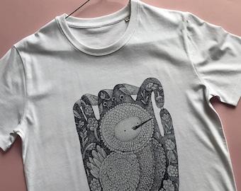 A bird who wants that grain/Stanley Hips /Men/T-shirt