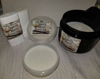 Shave Soap and Shave Bars