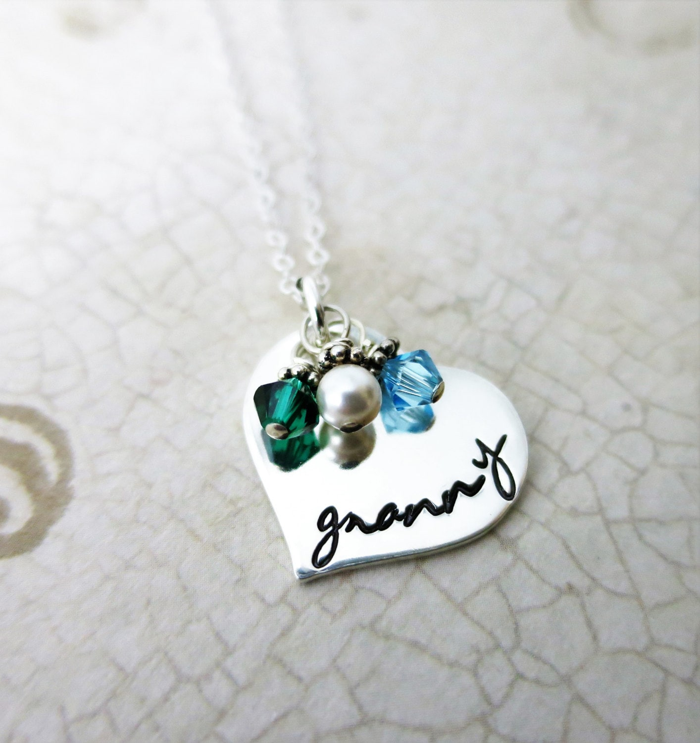 necklace jewelry mom gift grandkid eternity il birthstone fullxfull zoom listing grandma