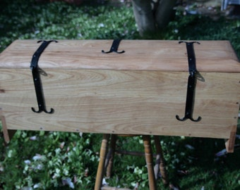 Viking age wooden chests