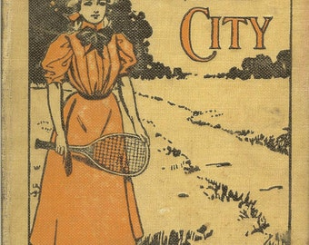 Vintage Dorothy Dale In the City Book