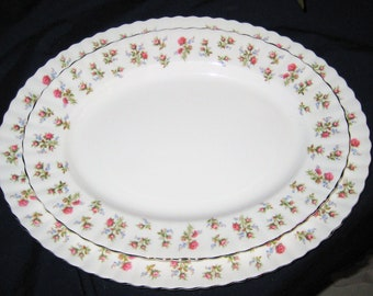 Royal Albert - Winsome - Large and Medium Meat Platters