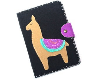 Kindle cover | Paperwhite cover | Kindle paperwhite case | Kobo Touch case | Kindle 4 cover | Llama Kindle Case