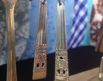 Tea Spoon Earrings