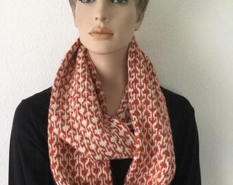 Scarf Fair isle scarf Wageningen