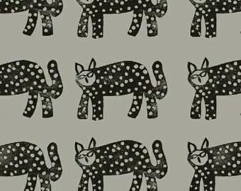 Windham Fabrics Lucky Cotton by Lotta Jansdotter 40679-2     -- 1/2 yard increments