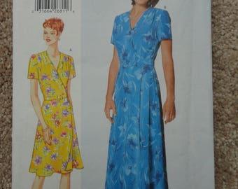 1998 Butterick ladies pattern 5355 Size 14-16-18