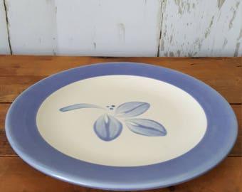 Pfaltzgraff Villa Flora Pattern 9 inch Plate Hand Painted in Mexico & Pfaltzgraff mexico | Etsy